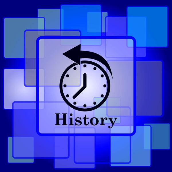 history concept icon