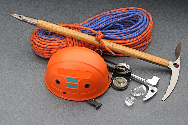 geology gear and equipment