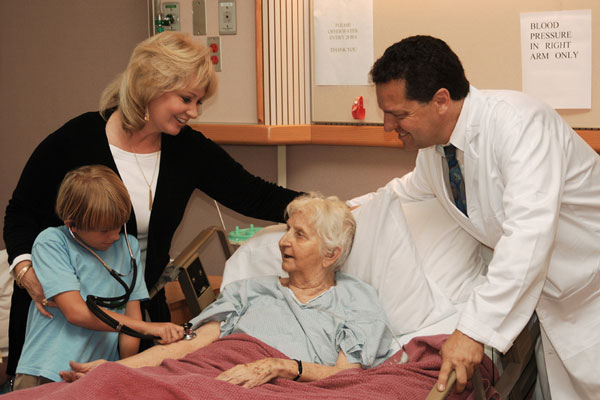 geriatric patient