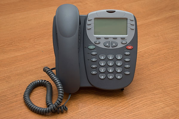 voice-over-ip telephone