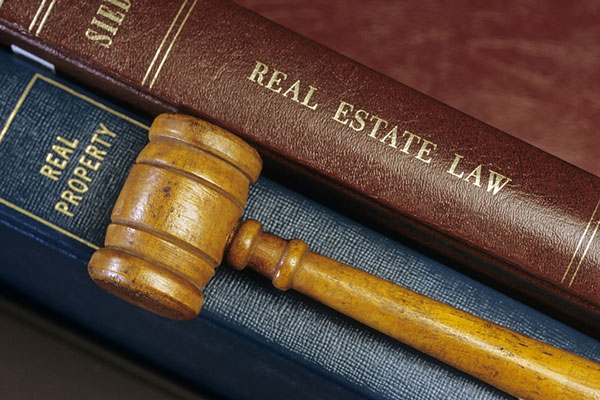 real estate property law