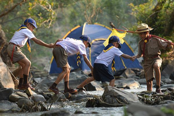 Scouting image