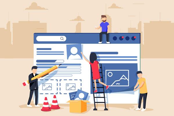 Web Site Content image